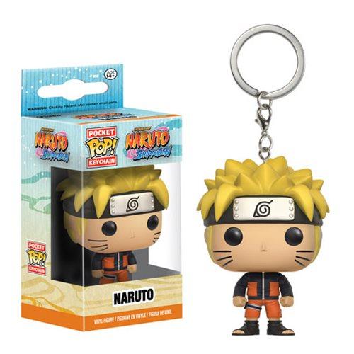 Pocket Pop! Keychain: Naruto
