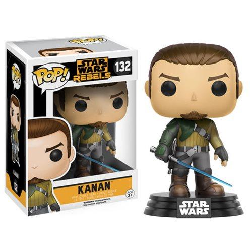 Funko Pop! Star Wars 132: Star Wars Rebels – Kanan
