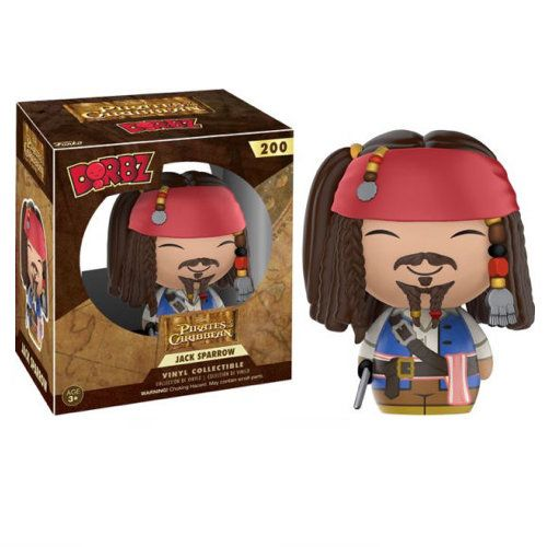 Dorbz 200: Pirate of the Caribbean - Jack Sparrow