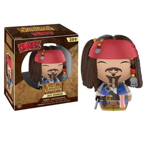 Dorbz 200: Pirate of the Caribbean - Jack Sparrow