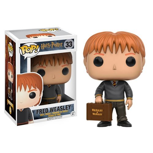 Funko Pop! Harry Potter 33: Fred Weasley