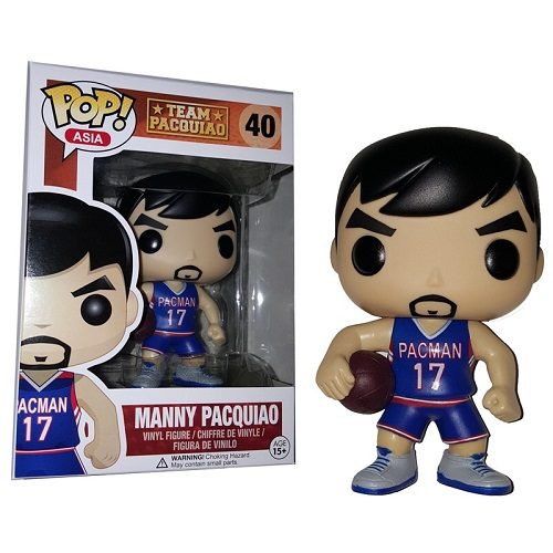 FunkoPop! Asia 40: Manny Pacquiao
