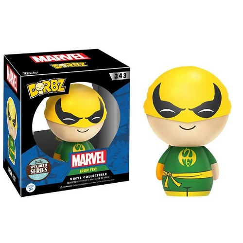 Dorbz 343: X-Men - Iron Fist (SSEX)