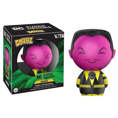 Dorbz 251: DC Heroes - Sinestro