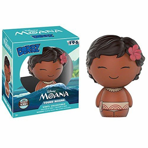 Dorbz 196: Moana – Young Moana (Exclusive)