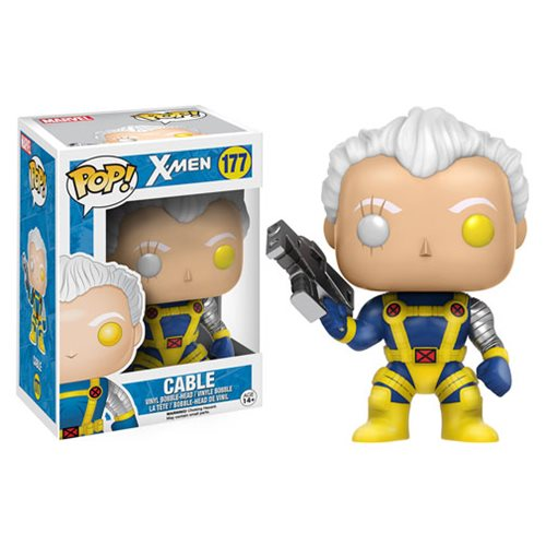 Funko Pop! Marvel 177: X-Men – Cable