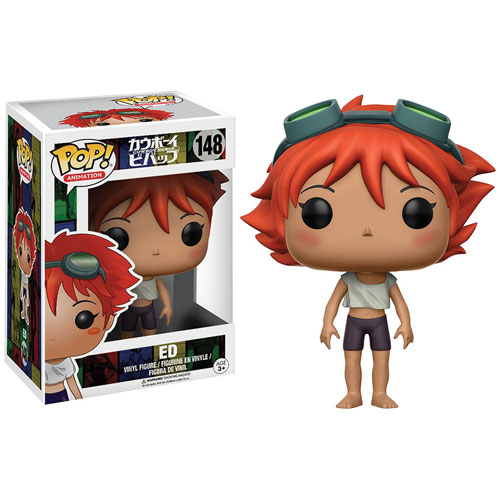 Funko Pop! Animation 148: Coyboy Bebop – Ed