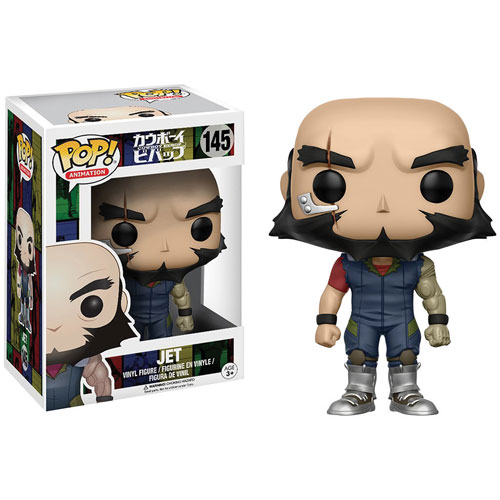Funko Pop! Animation 145: Coyboy Bebop - Jet