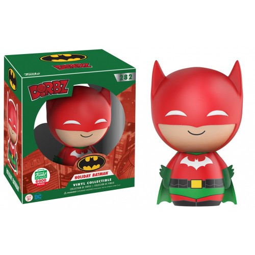 Dorbz 282: DC Heroes - Batman (Holiday)