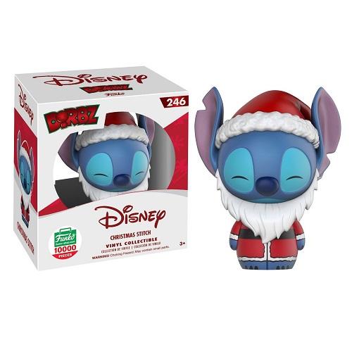 Dorbz 246: Lilo & Stitch - Stitch (Santa)
