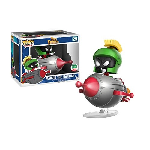 Funko Pop! Rides 25: Marvin the Martian with Rocket