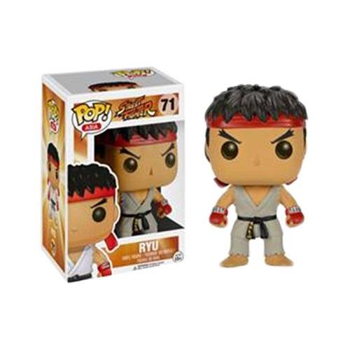 Funko Pop! Asia 71: Street Fighter – Ryu