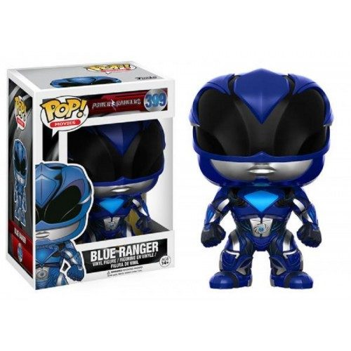 Funko Pop! Movies 399: Mighty Morphin Power Rangers - Blue Ranger