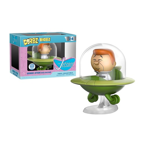 Dorbz Ridez 24: The Jetsons - George Jetson with Spaceship (FEX)
