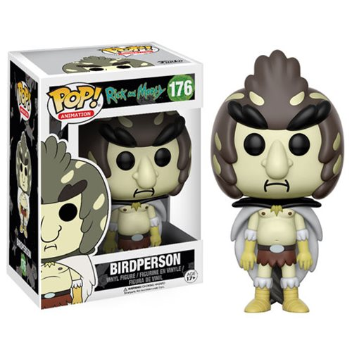 Funko Pop! Animation 176: Rick and Morty - Bird Person