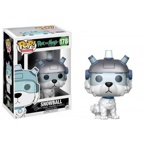 Funko Pop! Animation 178: Rick & Morty – Snowball