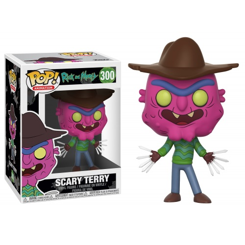 Funko Pop! Animation 300: Rick and Morty - Scary Terry