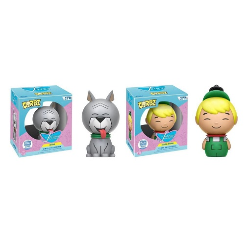 Dorbz: Jetsons - Astro and Elroy (2 Pack)