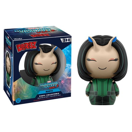 Dorbz 288: Guardians of the Galaxy 2 – Mantis
