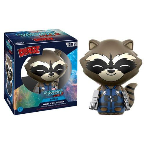 Dorbz 289: Guardians of the Galaxy 2 – Rocket