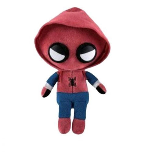 Plush: Spider-Man Homecoming – Spider-Man Homemade Suit