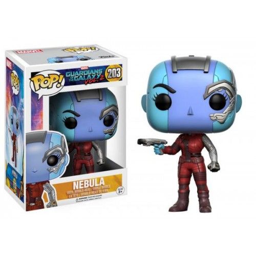 Funko Pop! Marvel 203: Guardians of the Galaxy 2 – Nebula