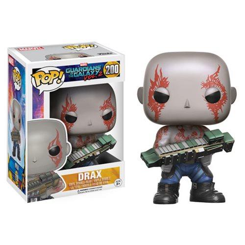 Funko Pop! Marvel 200: Guardians of the Galaxy – Drax
