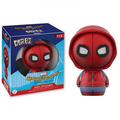 Dorbz 313: Spider-Man Homemade Suit