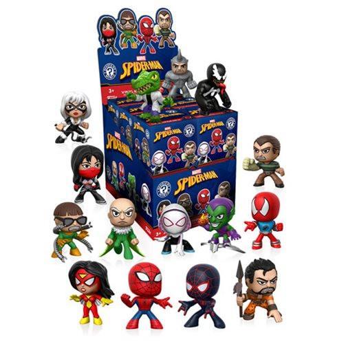 Mystery Mini: Spiderman (Classic)