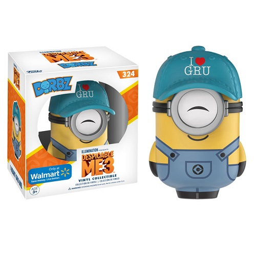 Dorbz 324: Despicable Me 3 – Mel with Gru Hat