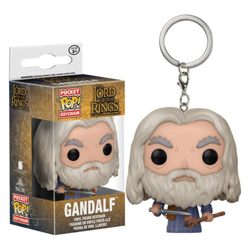 Pocket Pop! Key Chain: Lord of the Rings - Gandalf