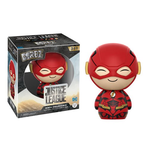 Dorbz 349: DC Justice League – Flash