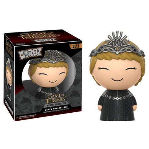 Dorbz 371: Game of Thrones – Cersei Lannister