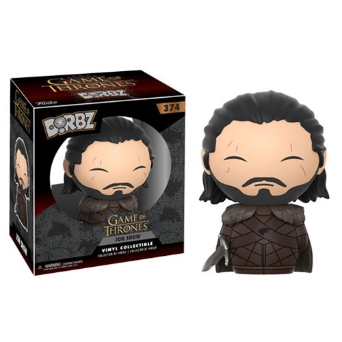 Dorbz 374: Game of Thrones - Jon Snow