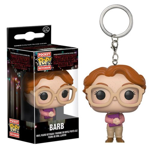 Pocket Pop! Keychain: Stranger Things – Barb