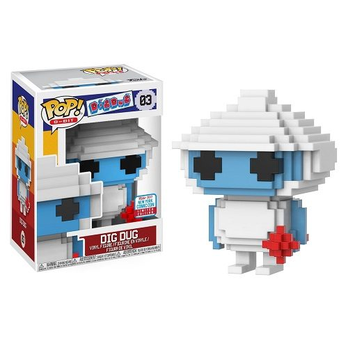 Funko Pop! 8-Bit 03: Games - Dig Dug