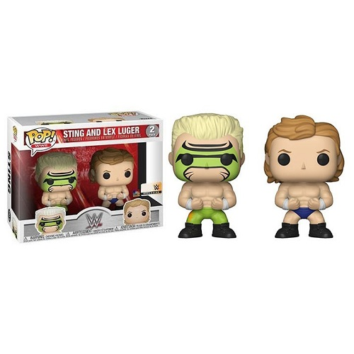 Funko Pop! WWE 02: WWE S6 – Lex Luger and Surfer Sting (IE)