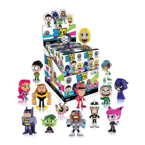 Mystery Mini: Teen Titans Go S1 (TRU EX)