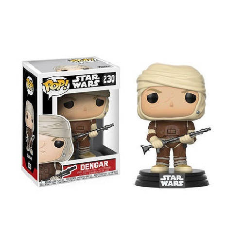 Funko Pop! 230: Star Wars - Dengar
