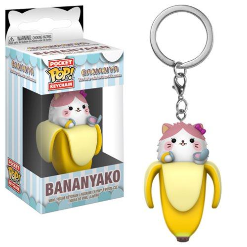 Pocket Pop! Key Chain: Bananayako