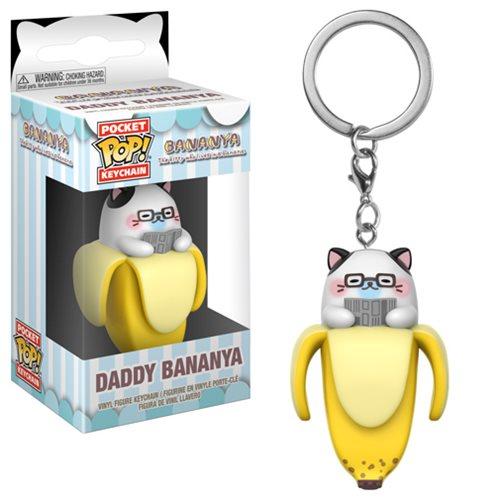 Pocket Pop! Key Chain: Daddy Bananaya