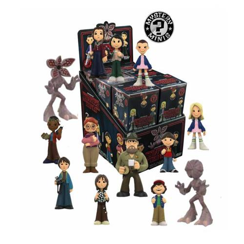 Mystery Mini: Stranger Things