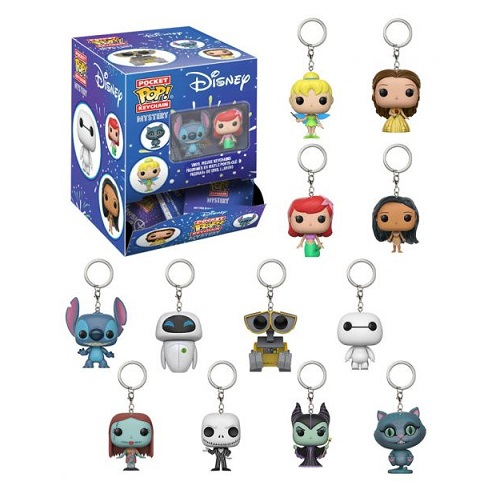 Pocket Pop! Key Chain: Disney S1 (Blindbag)