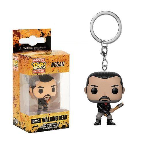 Pocket Pop! Key Chain: The Walking Dead – Negan