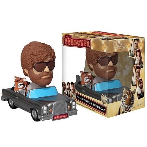 Bobble Car: The Hangover - Alan