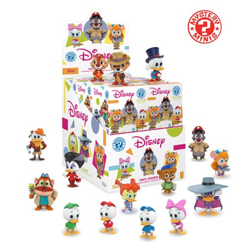 Mystery Mini: Disney Afternoon