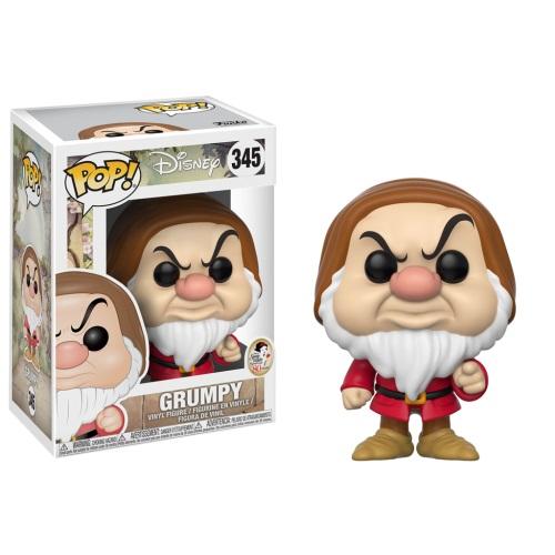 Funko Pop! Disney 345: Snow White – Grumpy