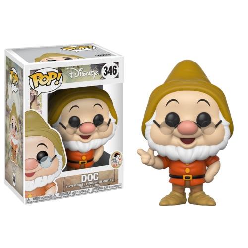 Funko Pop! Disney 346: Snow White – Doc
