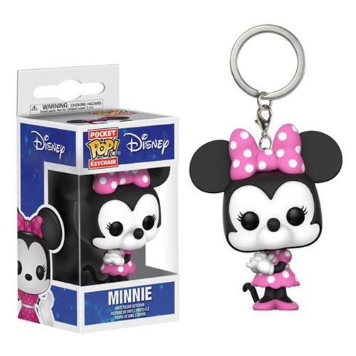 Pocket Pop! Key Chain: Disney - Minnie Mouse