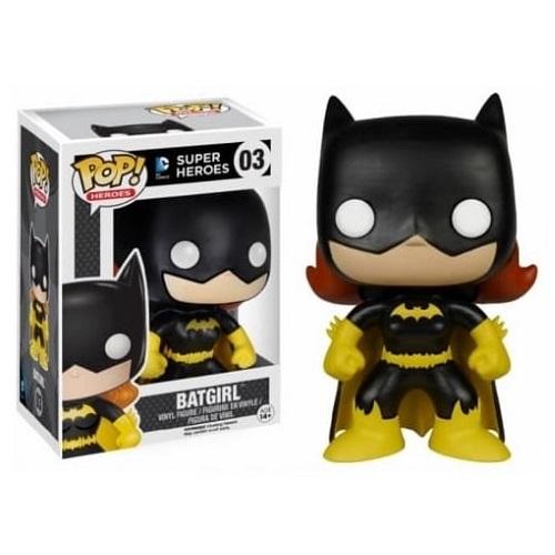 Funko Pop! Heroes 03: Comic Con – Batgirl